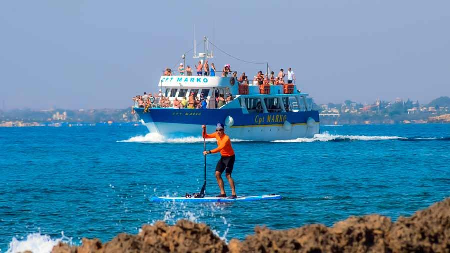 Actividades acuáticas en Blanes Paddle Surf